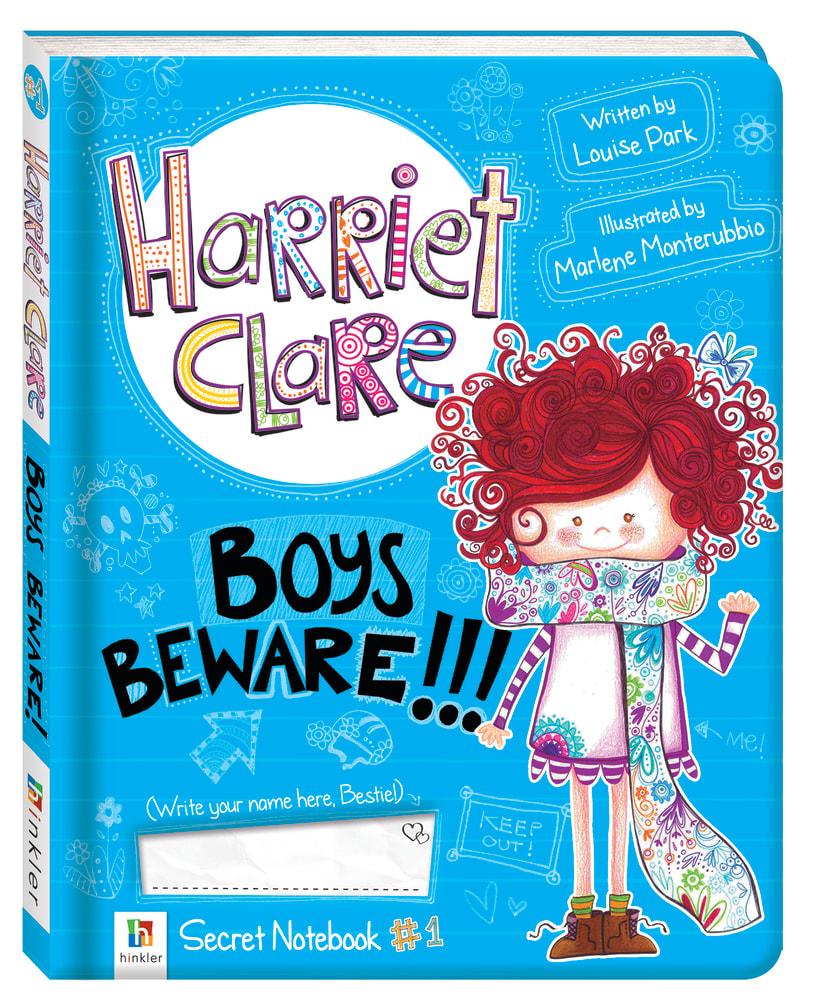 Harriet Clare (serie de libros infantiles) 1
