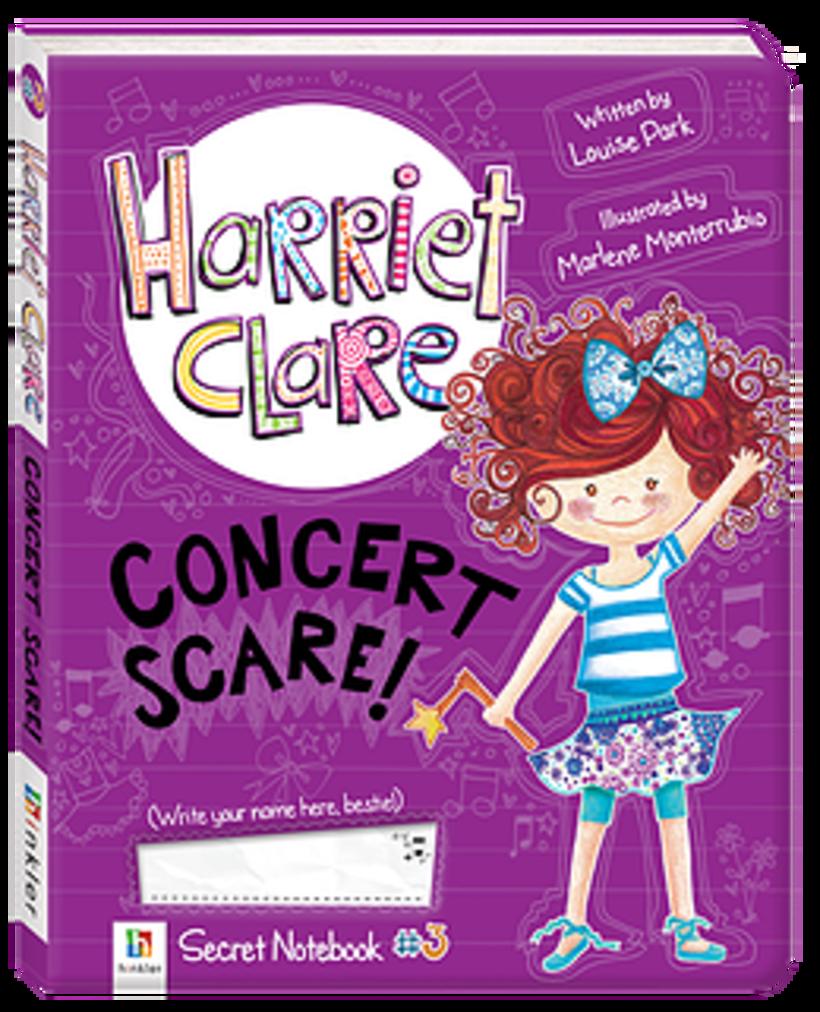 Harriet Clare (serie de libros infantiles) 3