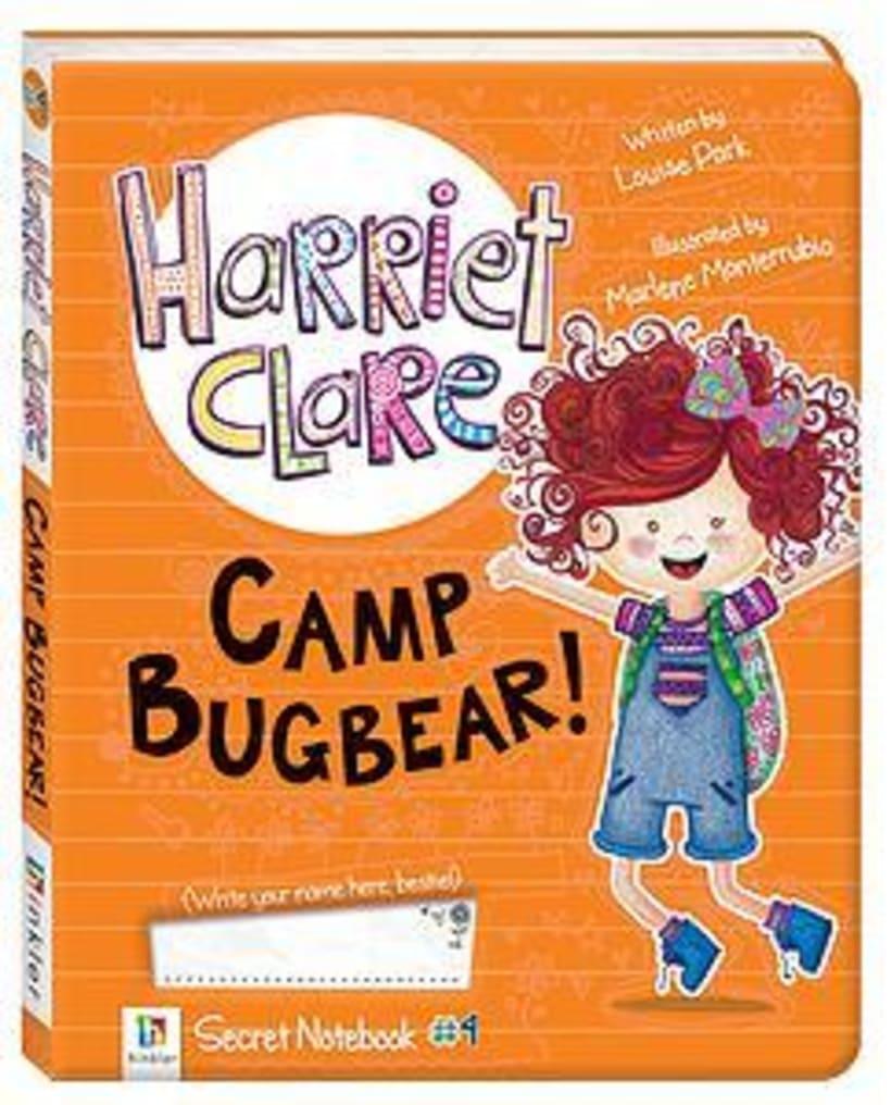 Harriet Clare (serie de libros infantiles) 2