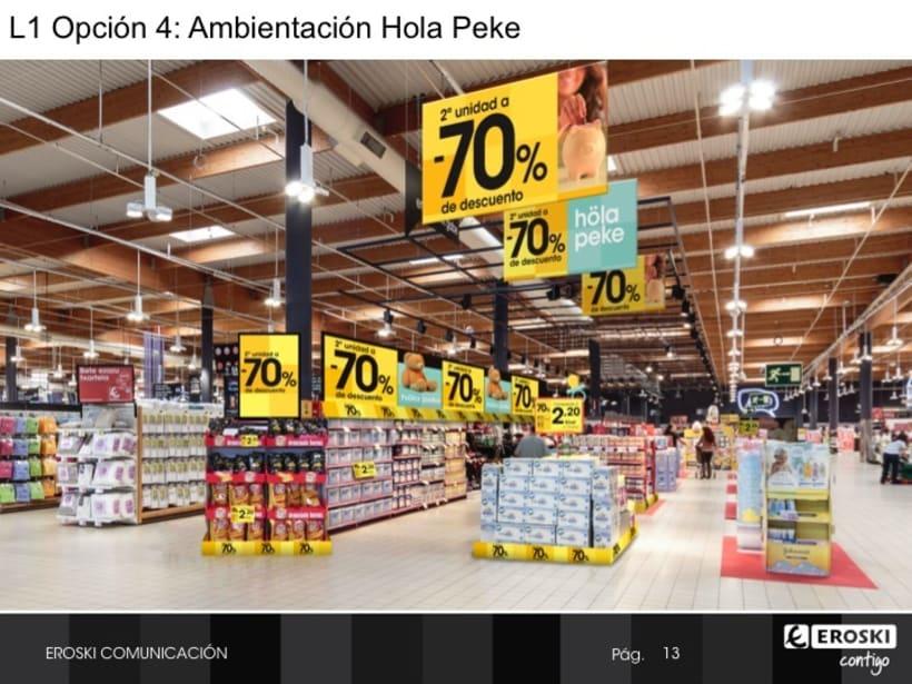 Presentación visibilidad precio en pdv 5