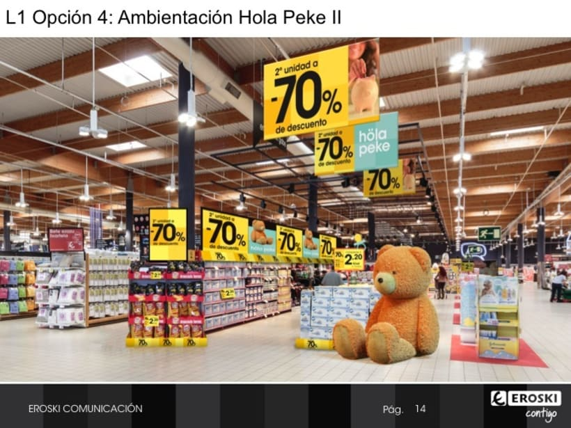 Presentación visibilidad precio en pdv 6