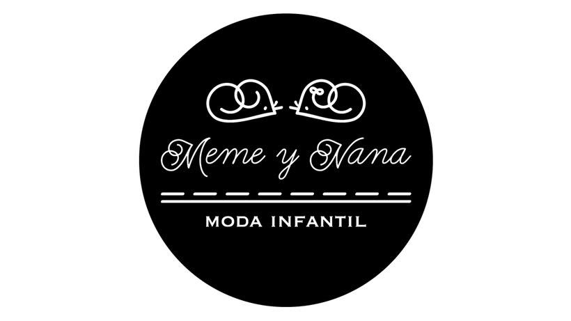 Rediseño logotipo Meme y Nana 2