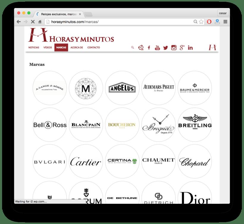 Horasyminutos.com - La web de los relojes de lujo - precios y comentarios 1