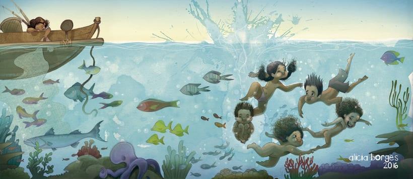 Los Náufragos de Tonga 3