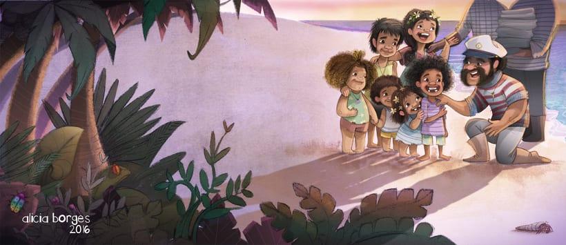 Los Náufragos de Tonga 6
