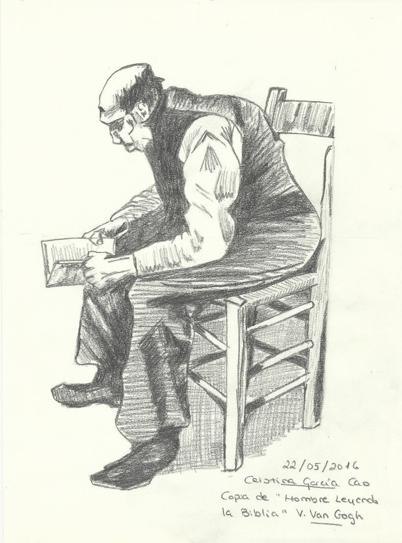 Dibujo / Drawing || Ilustración / Illustration 8