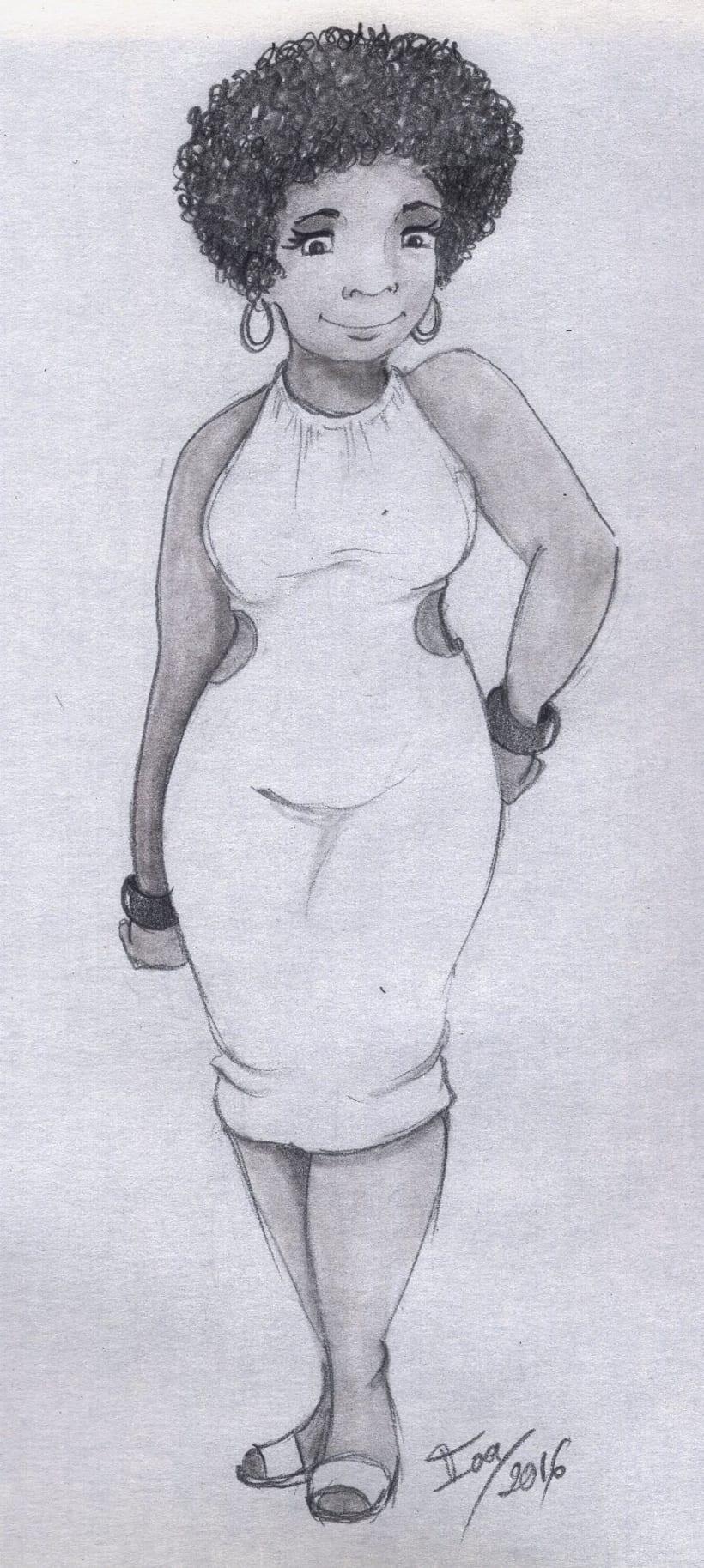 Mujer, naturalmente bella 2