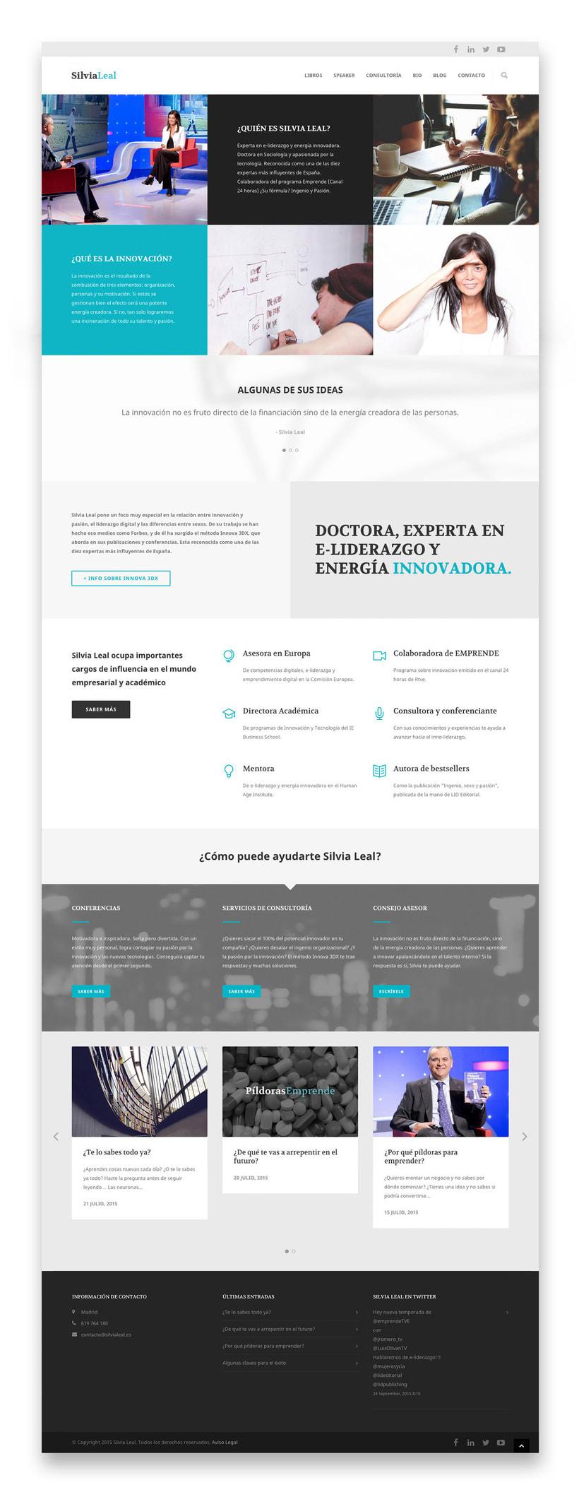 Web Silvia Leal 1
