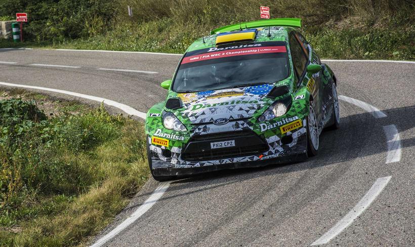 Fotografía WRC 2