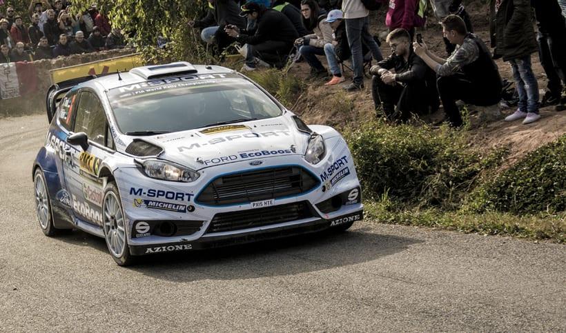 Fotografía WRC 3
