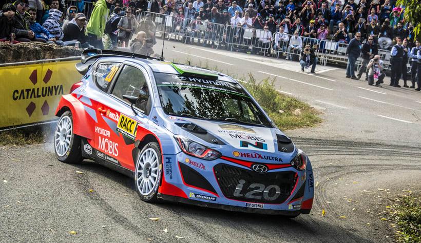 Fotografía WRC 5