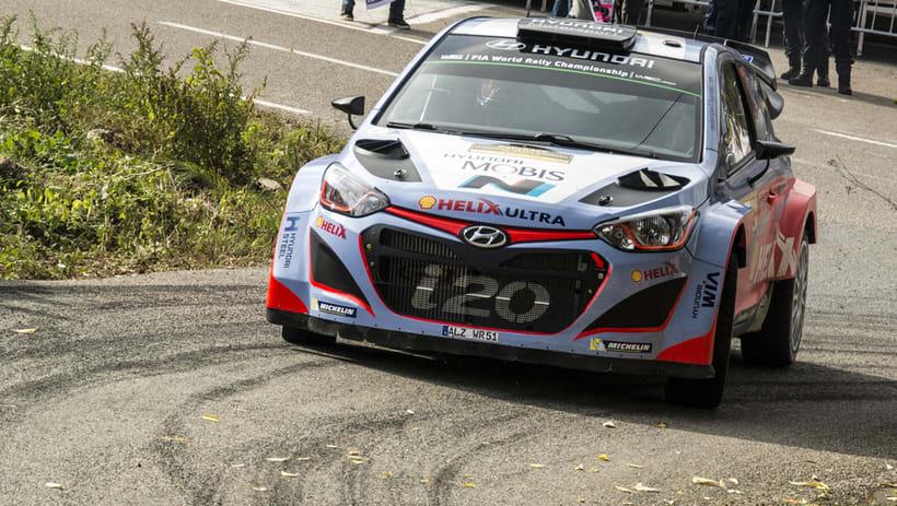 Fotografía WRC 7