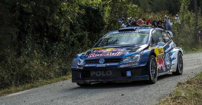 Fotografía WRC 8