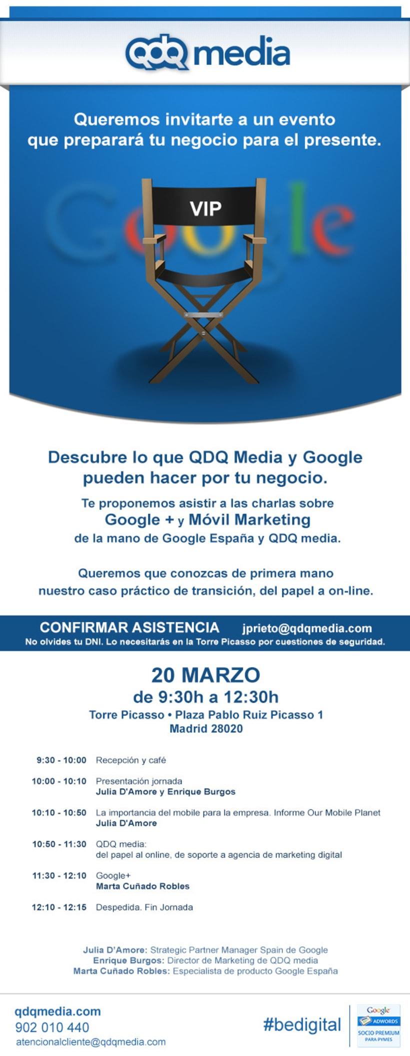 Campañas Emailing QDQmedia 1