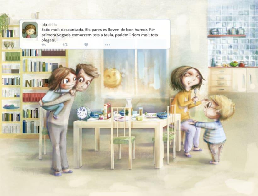 Diari de l'Iris. A 12 piulades de la Reforma Horària 0