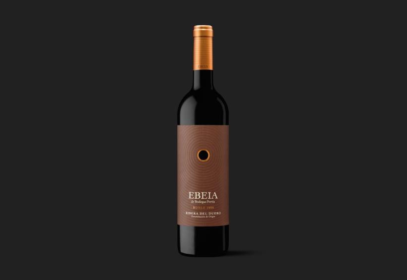 Ebeia. Nombre para un vino 0