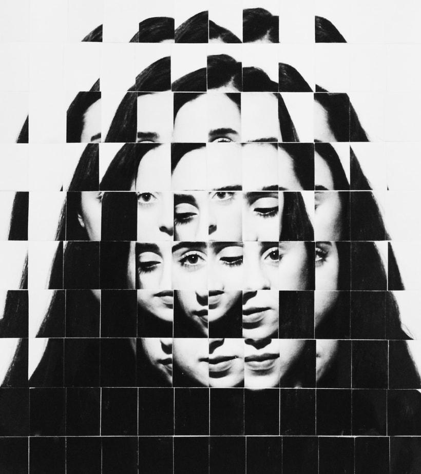 Mi Proyecto del curso: Collage geométrico sin anestesia -1