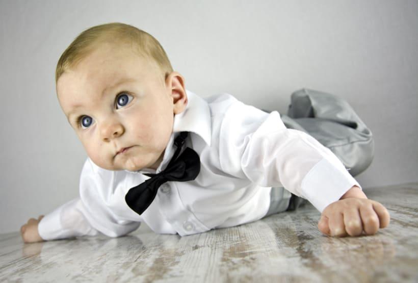 Fotografía de bebes 1