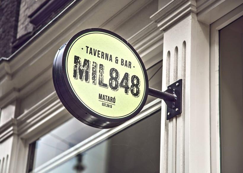 Restaurante MIL848 3