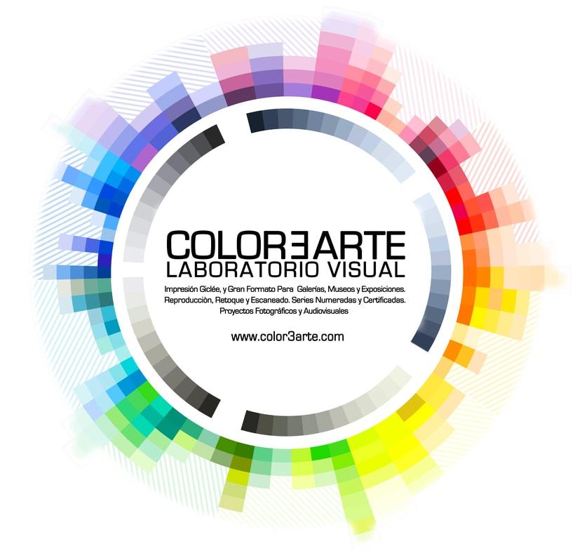 En Color3arte vamos a Abrir una galería online y estamos seleccionando Obras. 1
