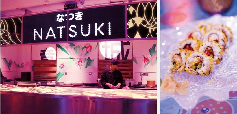 Starck & Erretres diseñan el mejor restaurante japonés de Madrid  1