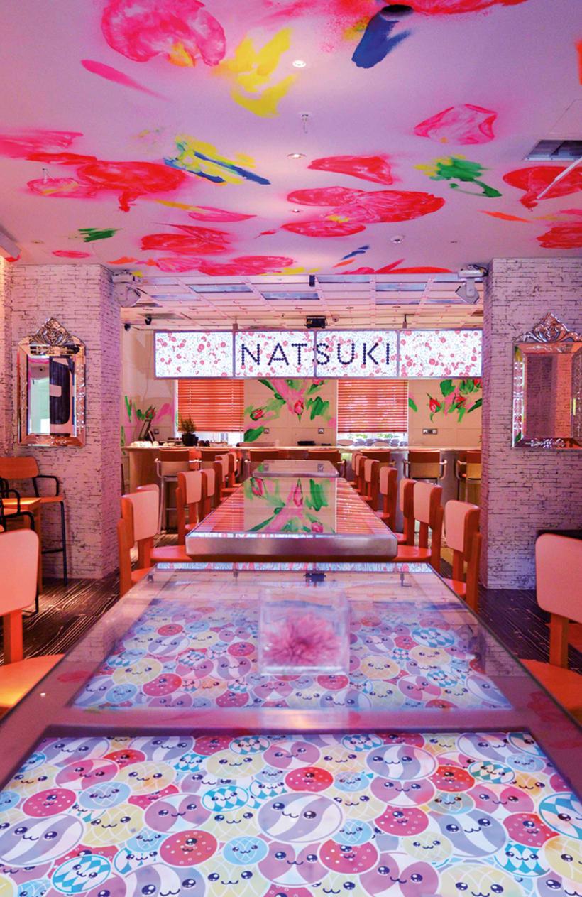 Starck & Erretres diseñan el mejor restaurante japonés de Madrid  19