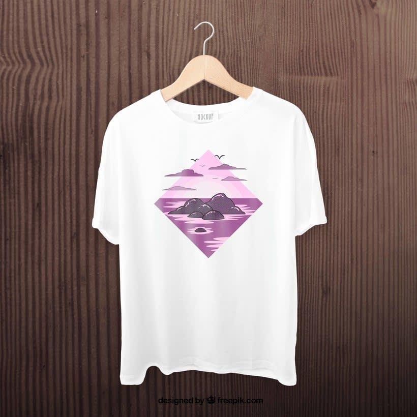 Las gemas preciosas y sus propiedades. Línea de diseños para camisetas playeras. 1