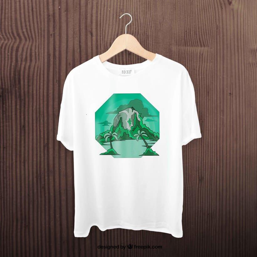 Las gemas preciosas y sus propiedades. Línea de diseños para camisetas playeras. 4
