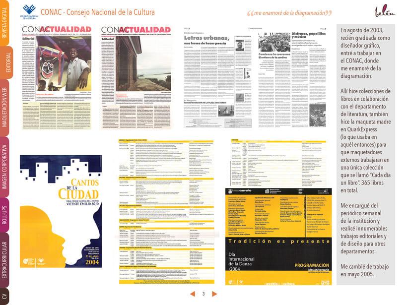 CONAC - Consejo Nacional de la Cultura (Venezuela) -1