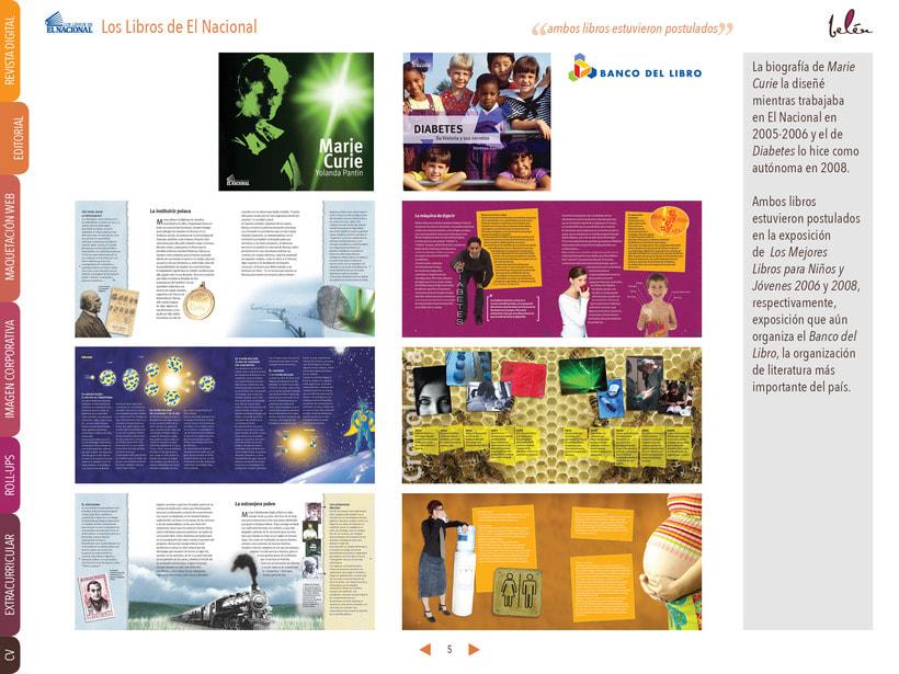 Los Libros de El Nacional (Venezuela) 0