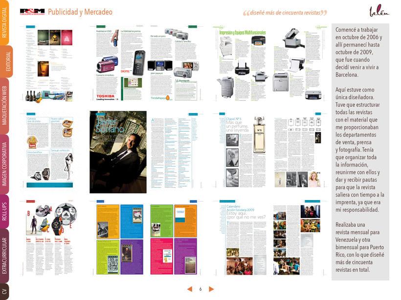 Revista Publicidad y Mercadeo (Venezuela) -1