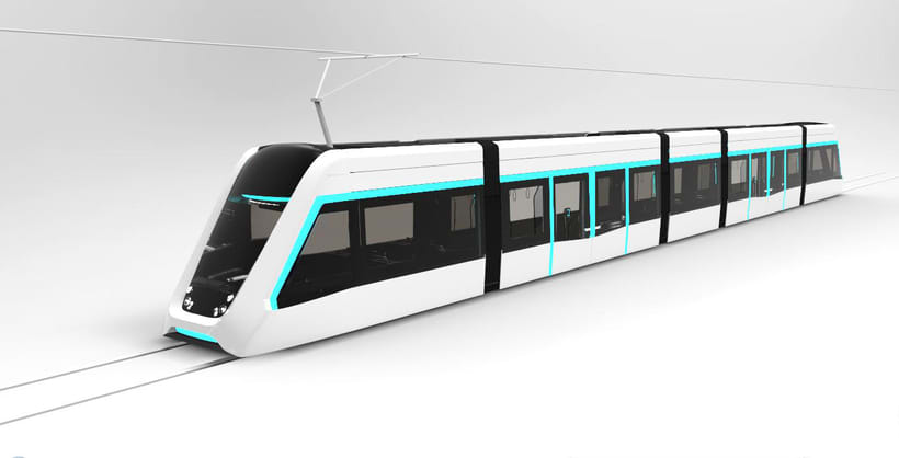 Tranvía 3D 0