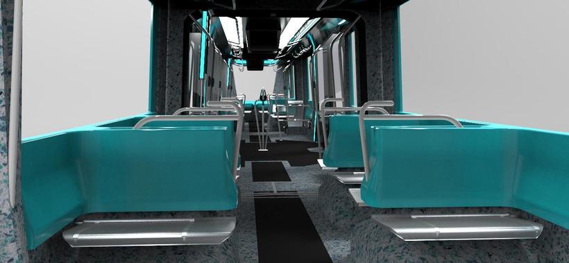 Tranvía 3D 3