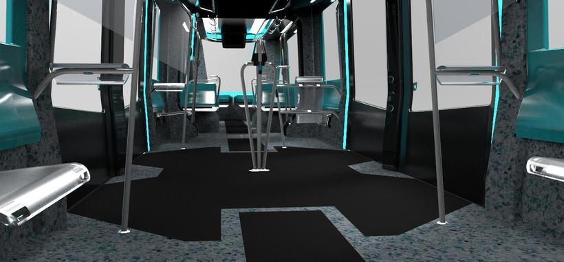 Tranvía 3D 4