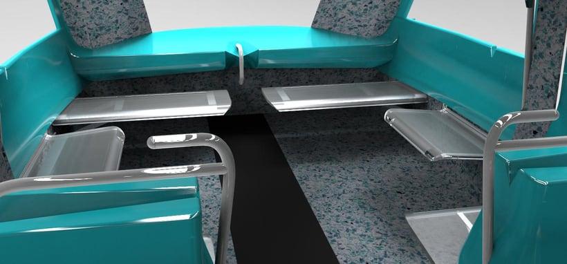 Tranvía 3D 5