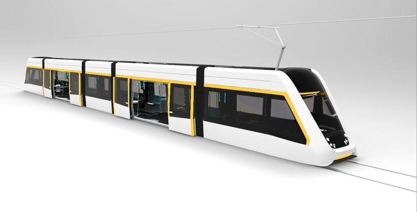 Tranvía 3D 2