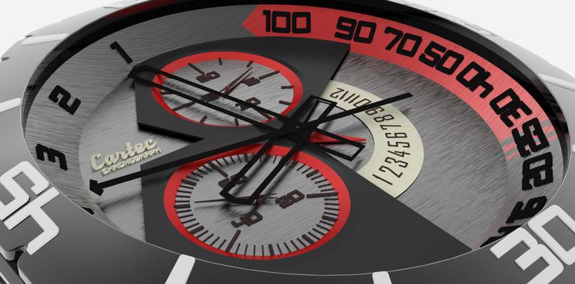 Relojes Cartec 1