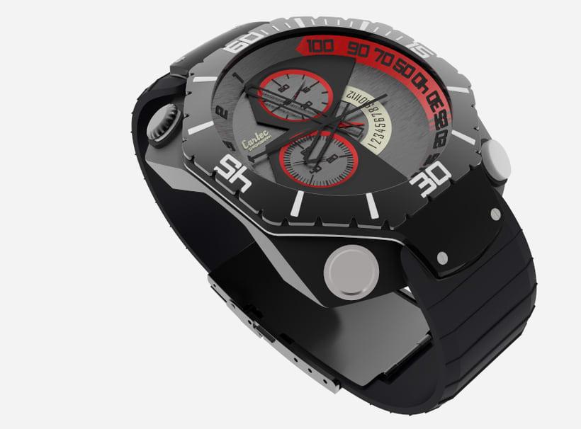 Relojes Cartec 3