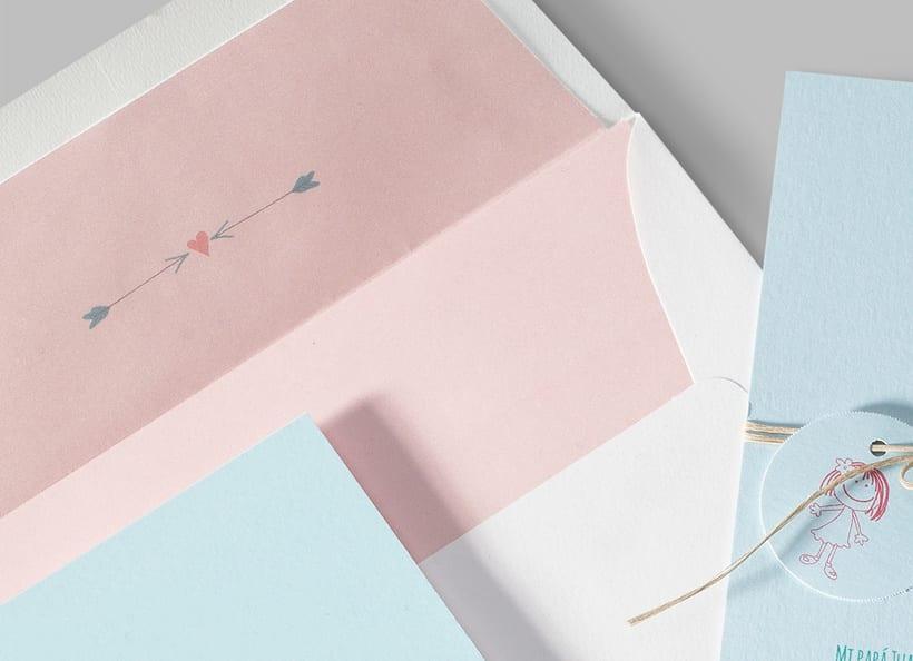 Diseño de invitaciones de boda. 16