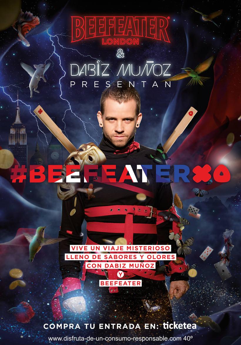 Beefeater XO 0