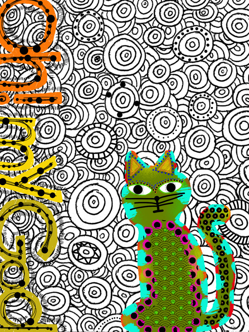 Serie Cats -1