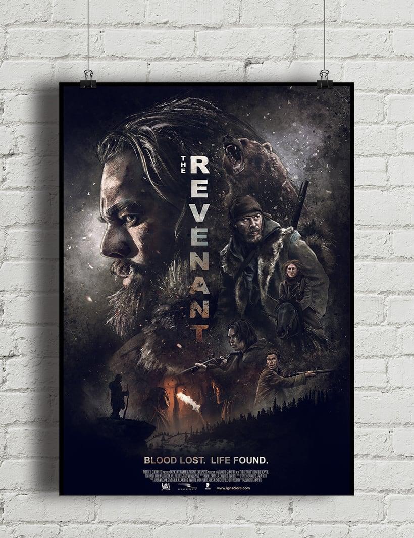 THE REVENANT 7
