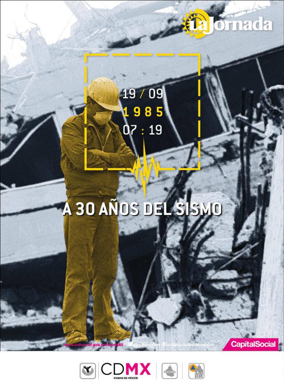 A 30 años del sismo 1
