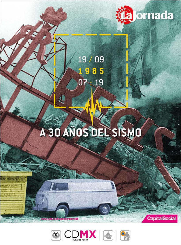 A 30 años del sismo 2