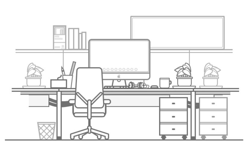 Porqué deberían de invertir en una buena silla de trabajo 2