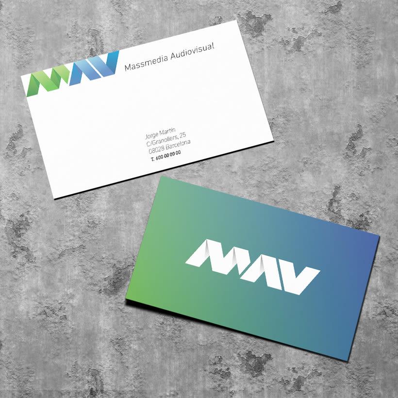 MMAV Visit card 0