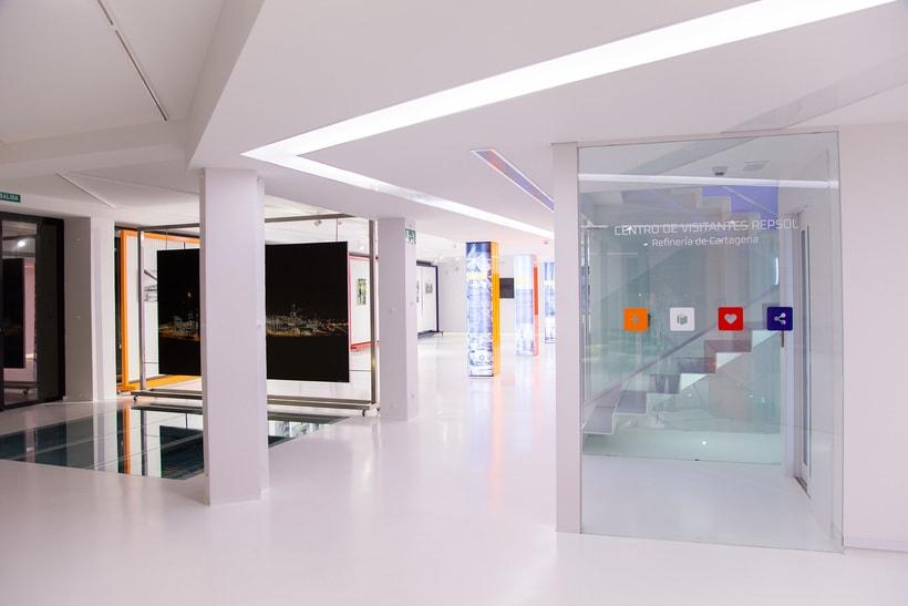 Museo-Centro de interpretación. Repsol.Refinería de  Cartagena.2016. 0