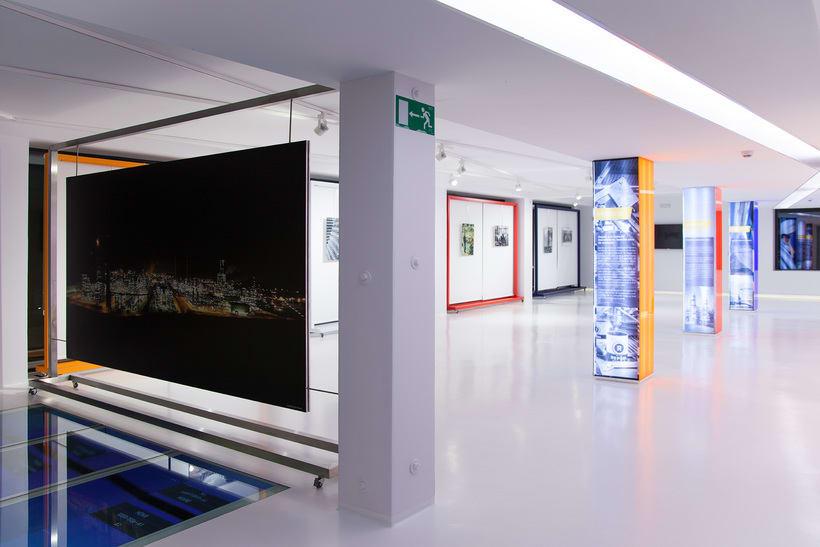 Museo-Centro de interpretación. Repsol.Refinería de  Cartagena.2016. 1