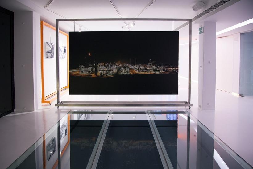 Museo-Centro de interpretación. Repsol.Refinería de  Cartagena.2016. 2