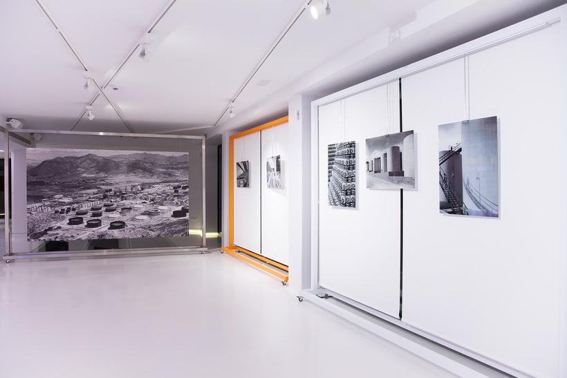 Museo-Centro de interpretación. Repsol.Refinería de  Cartagena.2016. 4